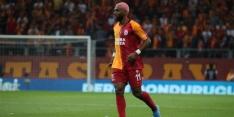 Babel met laat doelpunt goud waard voor Galatasaray