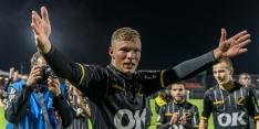 """Van Hooijdonk: """"Anders had ik niet meer voor NAC gespeeld"""""""