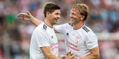 Kuyt zou assistentschap van Gerrard in Liverpool zien zitten