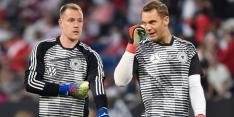 """Ter Stegen spreekt zich uit: """"Relatie met Neuer is professioneel"""""""