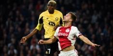 Veltman erkent dat zege van Ajax enigszins geflatteerd is