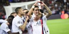 Titanenstrijd in Parc des Princes dankzij Di María prooi voor PSG