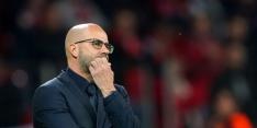 """Bosz wint eenvoudig met Leverkusen: """"Ik ben nu zeer tevreden"""""""