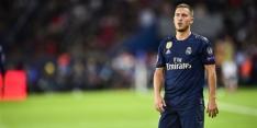 Hazard na maanden van blessureleed weer fit bij Real