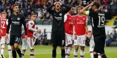 Groep F: Dost verliest met Frankfurt van Arsenal-jonkies