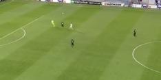 Video: Besiktas-keeper Karius wederom zéér pijnlijk in de fout