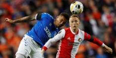 Bedroevend Feyenoord terecht onderuit tegen inefficiënt Rangers