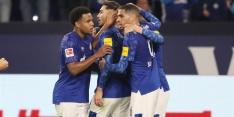 Schalke 04 tweede in Duitsland na nipte zege op Mainz