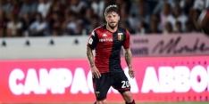 Schöne en Genoa verspelen in de slotfase resultaat