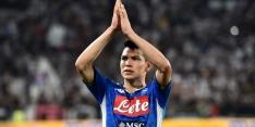 """Lozano overtuigt Gattuso niet: """"Hij moet harder werken"""""""