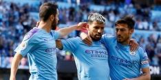 Guardiola hoopt dat Agüero blijft en wil geen vervanger voor Silva
