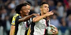 De Ligt-loos Juve wint nipt in recordwedstrijd Buffon