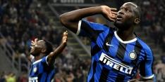 Aderlating voor Internazionale: Lukaku mist duel met Barcelona
