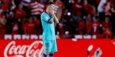 Uitermate zwak Barça onderuit bij verrassende koploper Granada