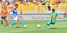 Napoli wint met ruime cijfers, Kluivert laat langs Dijks