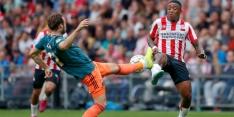 """Bergwijn optie in de punt bij PSV: """"Een Romario-achtige spits"""""""