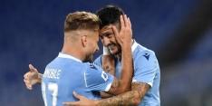Lazio wendt puntenverlies af door ongelooflijke comeback