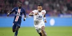 Memphis en Tete buigen door Neymar laat tegen PSG