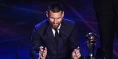 FIFA: verkiezing wereldvoetballer van het jaar verliep eerlijk