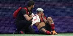 Goed nieuws voor De Boer: blessure sterspeler Martínez valt mee