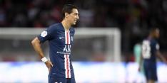 PSG voor eigen publiek verrassend onderuit tegen Stade Reims