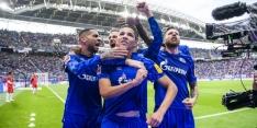 Bayern koploper, stunt Schalke en goed basisdebuut Sinkgraven