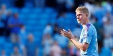 De Bruyne pakt een prijs en wordt beste speler Premier League