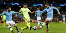 Manchester City koploper in groep na magere zege