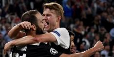 Bosz onderuit bij sterk Juve, Atlético wint in Moskou