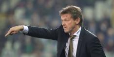 Anderlecht grijpt in: Arnesen gaat, Vercauteren komt erbij