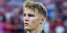 Ødegaard en Isak leiden Real Sociedad naar zwaarbevochten zege