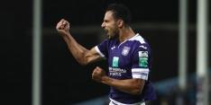 Anderlecht zwaait huurling Chadli uit, optie Luckassen niet gelicht