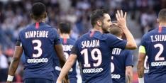 PSG bekert door na benauwde zege op koploper uit Ligue 2