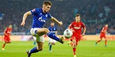 Late tegentreffer verpest kans op koppositie Schalke