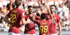 Kluivert geeft voorassist bij Smalling-show bij winnend AS Roma