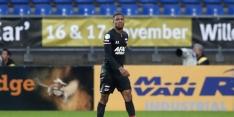 """Boadu bij Jong Oranje: """"Speciaal gevoel, zit nog niet op mijn top"""""""