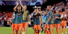 """De Jong staat open voor Ajax-vertrek: """"Wil duels spelen"""""""