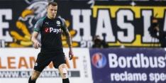 Memisevic loopt blessure op bij Jong Groningen, interlands twijfel