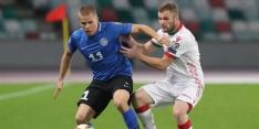 Oranje-opponenten Wit-Rusland en Estland komen niet tot scoren