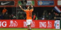 Waarom Oranje-spelers geen rood moeten pakken tegen Estland