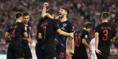 Kroatië zet grote stap richting EK, Slowakije en Wales gelijk