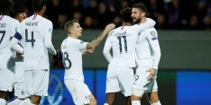 Groep H: zege Fransen, Turkije zwijnt en primeur Andorra