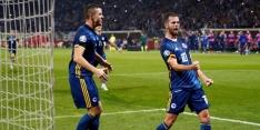 Bosnië blijft in race voor EK-ticket, Roemenië doet goede zaken