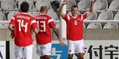 Rusland definitief naar EK, Hongarije blijft in de race