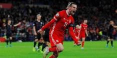 Belangrijke Bale houdt EK-droom van Wales nog enigszins in leven