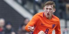 Feyenoorders leiden Oranje O19 naar winst kwalificatiegroep