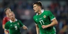 Noord-Ierland heeft aan helft genoeg in oefenpot tegen Tsjechië