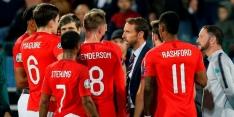 Engeland dicht bij EK na door racisten ontsierde zege