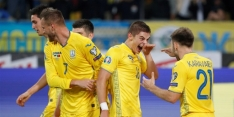 Oekraïne heeft EK-ticket binnen na zege op Portugal