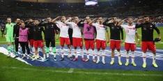 Turkije beboet voor saluut, schorsing voor kopstoot aan Tadic